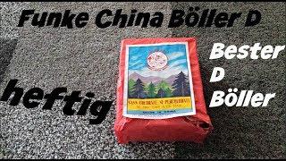 Funke China Böller D | Feuerwerks Zünder