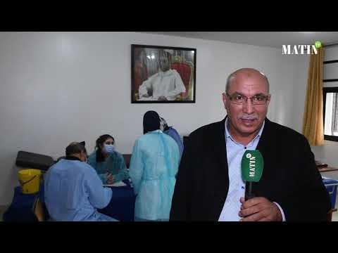 Video : Rabat : Campagne de vaccination dans les maisons des personnes âgées