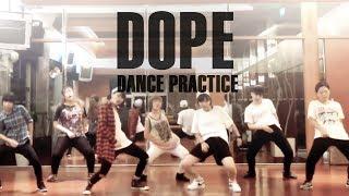 BTS(방탄소년단) _ DOPE(쩔어) Dance Practice by DAZZLING