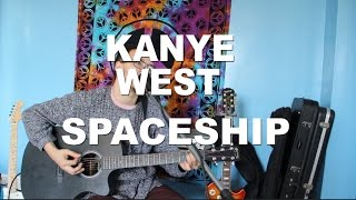 Kanye West - Spaceship (Blues Version w/ Guitar Solo)
