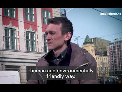 UrbanSharing - The Explorer Norway