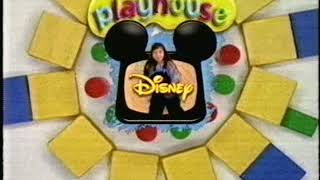 Playhouse Disney Commercials (01/1?/2000)