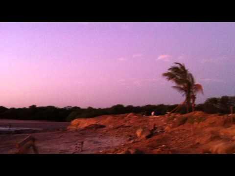 Sunset at Rancho Santana, Nicaragua