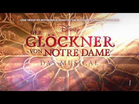 Disneys DER GLÖCKNER VON NOTRE DAME - David Jacobs als Quasimodo