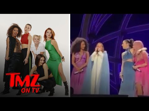 Spice Girls Take Over Wembley, Successfully | TMZ TV