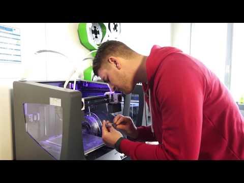 TH Wildau für #Einfach-mal-Macher | Benjamin, Studiengang Maschinenbau