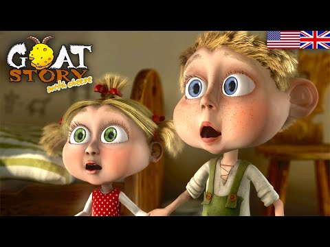 Goat story 2 with Cheese - full movie - English dub - HD version
