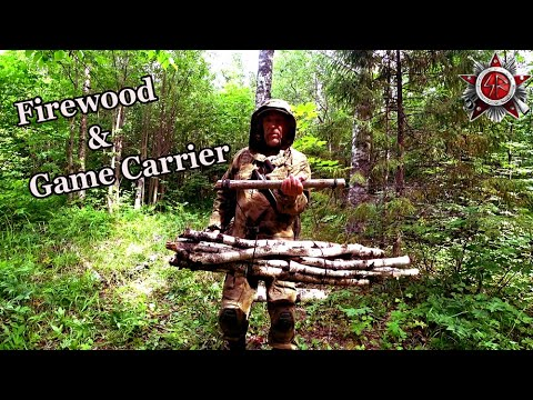 Siberian Native Bushcraft - Native Primitive Skills
