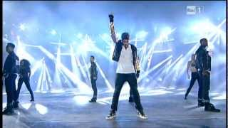 """Justin Bieber """"Boyfriend"""" Live in Italy - Arena di Verona - 2012"""