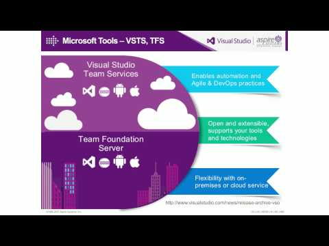 [Webcast] Unite people, processes and products through TFS DevOps
