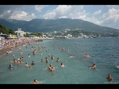 Yalta Ukraine 16.8.2011 (2014: Russia)