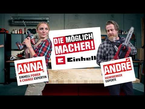 Die MöglichMacher von Einhell Teaser 5 Sek.