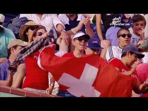 Federer At Home In Switzerland Uncovered 2016
