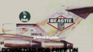beastie boys - Brass Monkey - Licensed To Ill