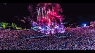 SCARED TO BE LONELY - Martin Garrix & Dua Lipa (Tomorrowland Video)