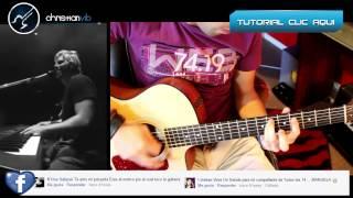 Te Vi Venir SIN BANDERA Cover Guitarra Acustico Demo Acordes Christianvib