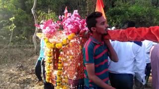 Boriwali (Dapoli) palkhi sima Bandhani