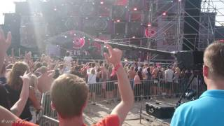 Netsky - Rio (Remix Macklemore & Digital Farm Animals) @ Weekend Festival Baltic 2016 (4K)