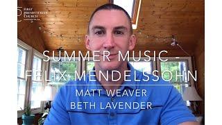 Summer Music Moment
