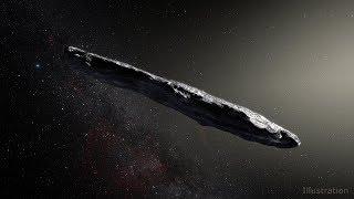 First Interstellar Asteroid Wows Scientists