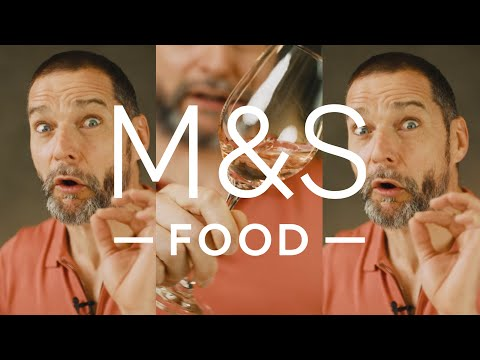 marksandspencer.com & Marks and Spencer Voucher Code video: A taste of Fred Sirieix (and our Vara Romanian Rosé)...   WINE OF THE MONTH   M&S FOOD