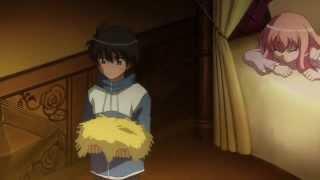 Saito Asks Louise If She Likes Him