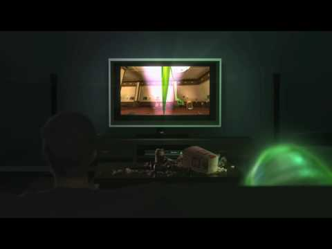 Ghostbusters: The Video Game (WII)  © Atari 2009   1/1: Ghostbusters TV spot