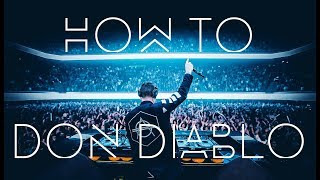 How To DON DIABLO