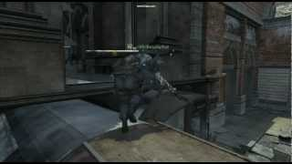 MW3 Extreme Theater / The Clash: Guns of Brixton / a Barnaby Rudge production