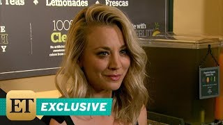 EXCLUSIVE: Kaley Cuoco on How 'The Big Bang Theory' Will Handle The Season 10 Proposal Cliffhanger