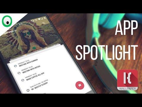 Klwp Live Wallpaper Maker Video