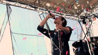 OK Go - This Too Shall Pass (Live at Rock The Garden 2010)
