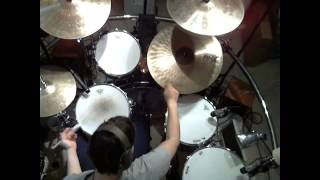 Proud Mary - John Fogerty, drum cover