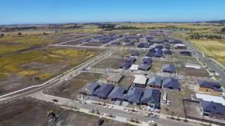 Cloverton Drone Footage Jan 2017 Update