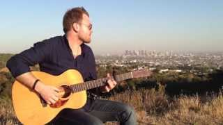 Nicholas Tym - Queen of California (John Mayer cover, live on Hollywood Hills)