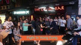 Street Gang Fight In Hong Kong || # Asia Tour || width=