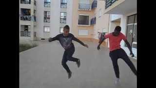Solta Perna - coreografia e freestyle