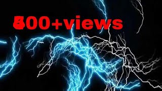 Free Video Intro Template   intro without text 3d no text electric   After Effects   no copyright