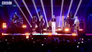 Clean Bandit   Mozart's House  Rather Be feat  Jess Glynne at BBC Music Awards 2014 clip3
