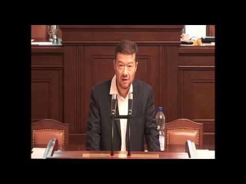 Tomio Okamura: Svoboda slova jen pro vyvolené