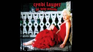 Cyndi Lauper - Above The Clouds (Feat. Jeff Beck)