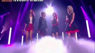 The X Factor- Little Mix-Semi Final- If I Were A Boy