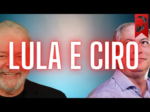 RESPONDENDO SOBRE LULA E CIRO GOMES