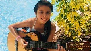 Y estaras - Kabah (Cover Ana Paula 10 años).