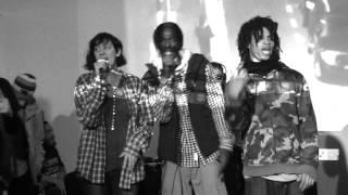 Mount Zion Soldiers - Hoy no tengo nada [Live - Rimas al Pueblo 2014]