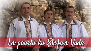 Fraţii Reuţ - La poartă la Ştefan Vodă, Colinde Bucovina 2008