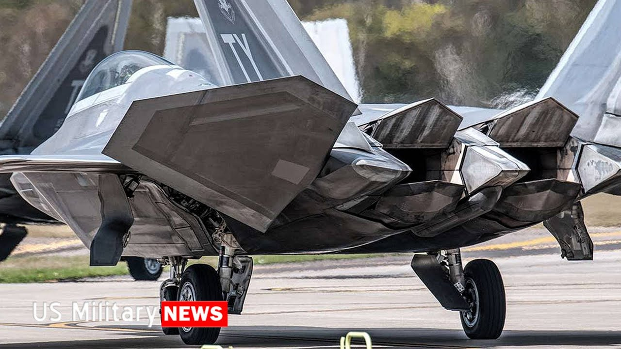 Top 7 Fighter Jets of the US Military