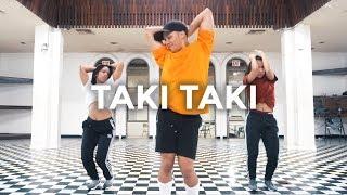 Taki Taki - DJ Snake feat. Ozuna, Cardi B, Selena Gomez (Dance Video) | @besperon Choreography