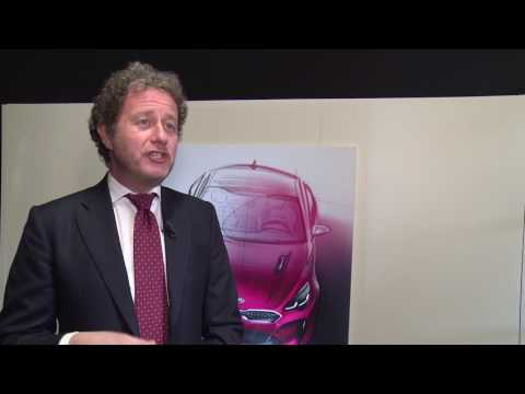 Nuova Kia Stinger: intervista a Giusepe Bitti