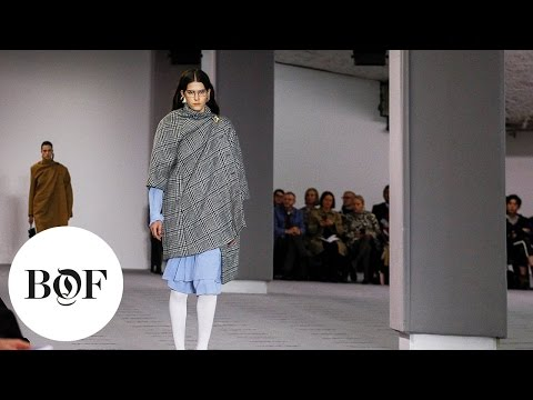 Tim's Take: Balenciaga Autumn/Winter 2017 | The Business of Fashion